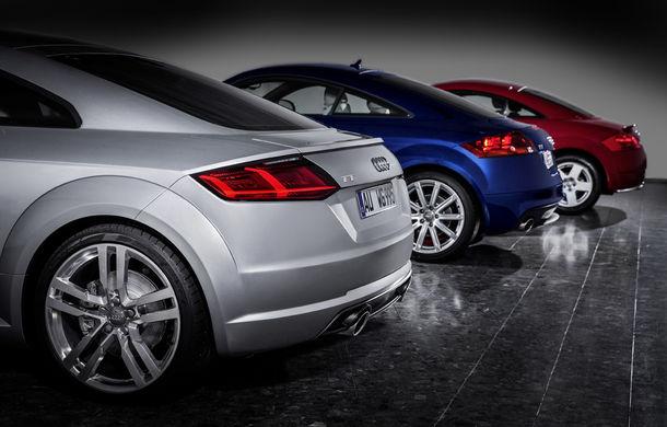25 de lucruri pe care nu le ştiai despre... noul Audi TT - Poza 4