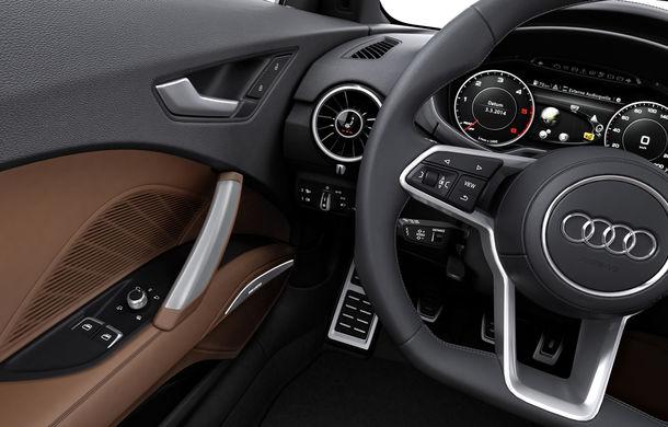 25 de lucruri pe care nu le ştiai despre... noul Audi TT - Poza 8