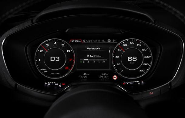 25 de lucruri pe care nu le ştiai despre... noul Audi TT - Poza 10