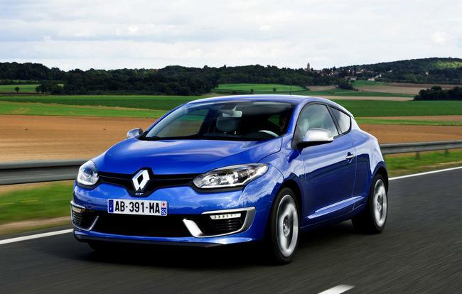 Test drive Renault Megane Coupe facelift (2014-2015)
