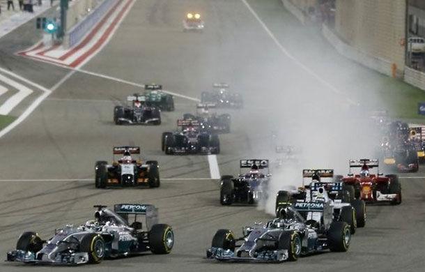Hamilton a câştigat cursa din Bahrain după dueluri memorabile cu Rosberg! - Poza 1