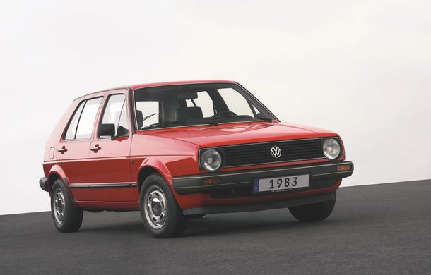 Maşini de poveste: 40 de ani de Volkswagen Golf - Poza 2