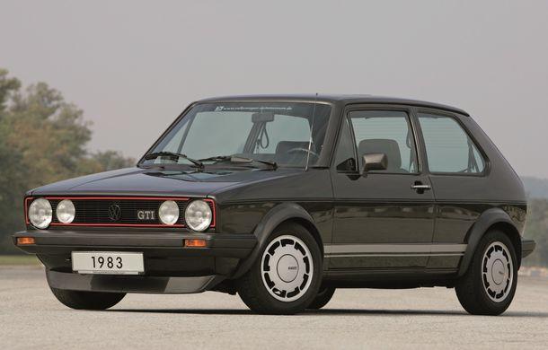 Maşini de poveste: 40 de ani de Volkswagen Golf - Poza 4