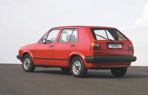 Maşini de poveste: 40 de ani de Volkswagen Golf - Poza 3