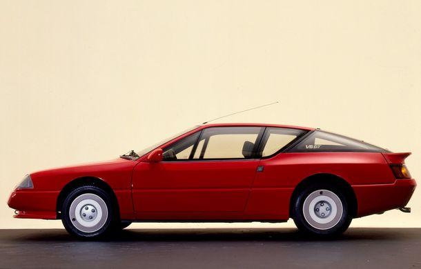 Poveşti auto: Alpine - diamantul din sertarele Renault - Poza 20