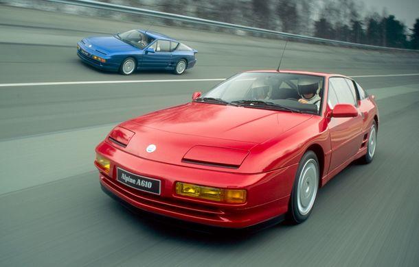Poveşti auto: Alpine - diamantul din sertarele Renault - Poza 17