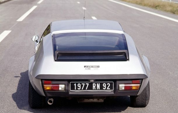 Poveşti auto: Alpine - diamantul din sertarele Renault - Poza 7