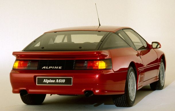 Poveşti auto: Alpine - diamantul din sertarele Renault - Poza 16