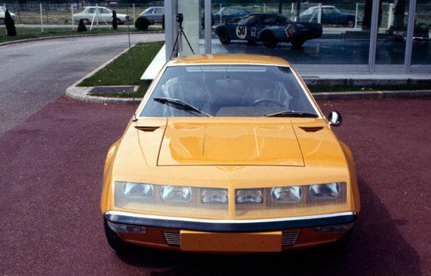 Poveşti auto: Alpine - diamantul din sertarele Renault - Poza 6