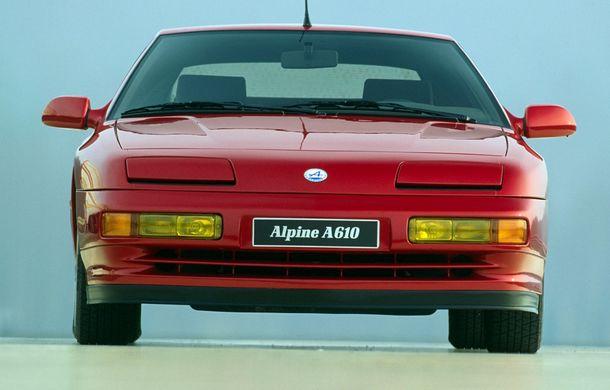Poveşti auto: Alpine - diamantul din sertarele Renault - Poza 18