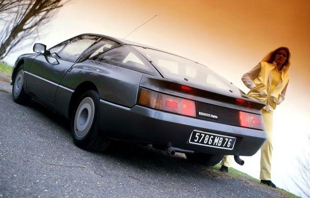 Poveşti auto: Alpine - diamantul din sertarele Renault - Poza 24