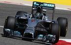 Video: Rosberg face turul simulatorului Mercedes