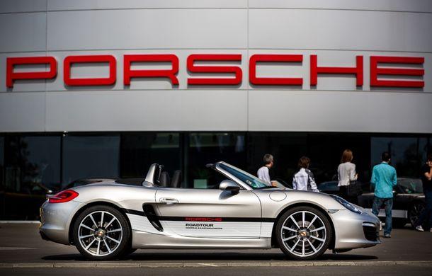 Reportaj Ai Urcat Astăzi La Volanul Unui Porsche