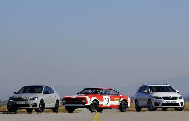 Poveşti auto: 40 de ani de Skoda RS - Poza 10