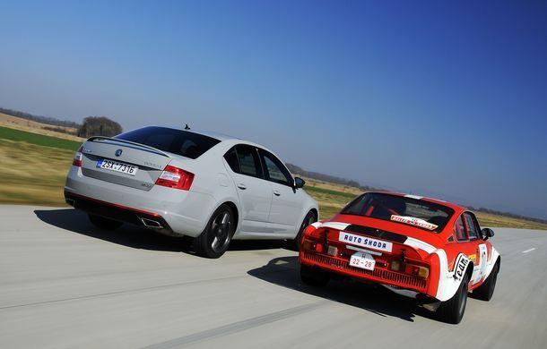 Poveşti auto: 40 de ani de Skoda RS - Poza 9