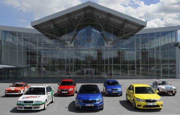Poveşti auto: 40 de ani de Skoda RS - Poza 12
