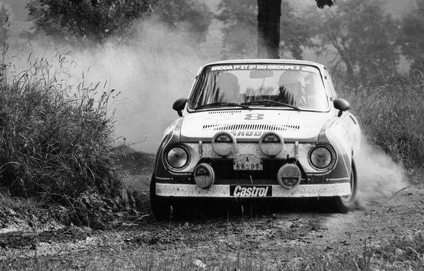 Poveşti auto: 40 de ani de Skoda RS - Poza 1