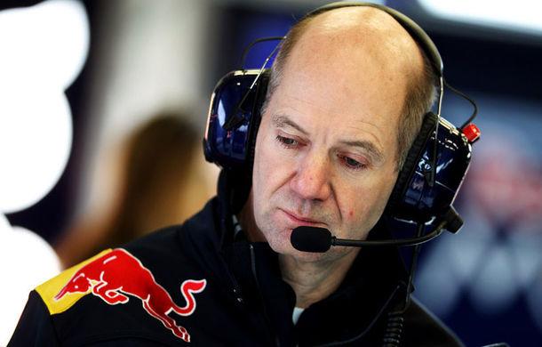 Newey explică retragerea din F1 prin regulamentul tehnic restrictiv - Poza 1