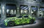 Mercedes AMG GT - detalii şi imagini noi cu supercarul german