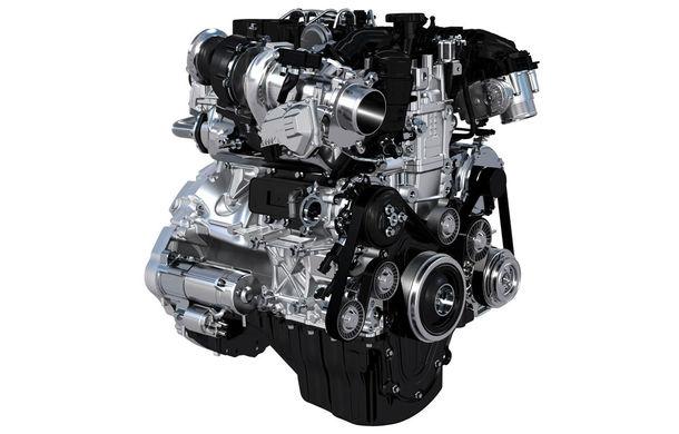 Jaguar şi Land Rover au anunţat primul motor din noua gamă Ingenium: 2.0 litri turbodiesel - Poza 1