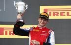 Vişoiu a obţinut un podium şi a luptat pentru victorie în etapa de GP3 de la Hungaroring