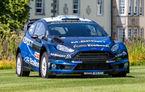 M-Sport a introdus un facelift pentru Ford Fiesta RS WRC bazat pe Fiesta ST