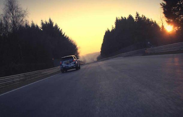 Range Rover Sport SVR este cel mai rapid SUV din lume pe Nurburgring - Poza 4