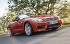 BMW Z4 va primi în 2017 un succesor dezvoltat împreună cu Toyota
