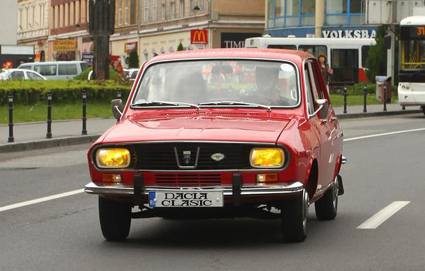 34 de Dacii clasice salvate de la Remat au fost recondiţionate şi au intrat în Retromobil Club România - Poza 1