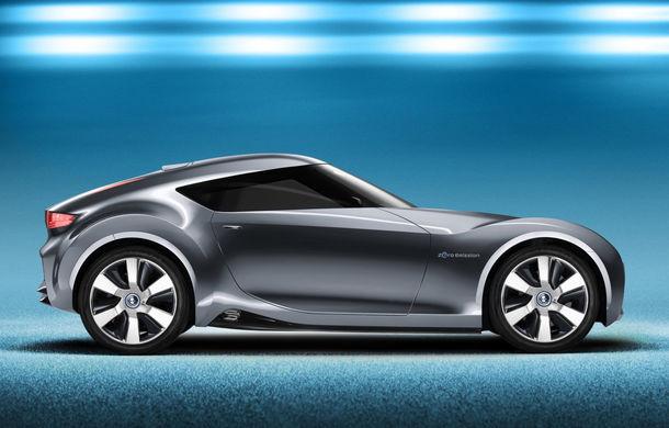 Nissan 370Z va fi înlocuit în 2016 de un model numit Z35, care va avea motorizări Mercedes-Benz - Poza 1