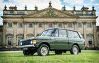 Primul exemplar Range Rover va fi vândut la licitaţie