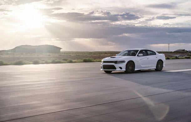 Dodge Charger SRT Hellcat devine cea mai puternică berlină din lume: 717 CP şi 880 Nm - Poza 13