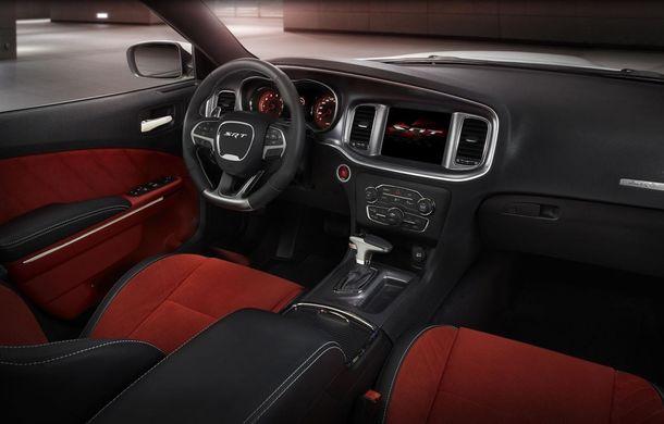 Dodge Charger SRT Hellcat devine cea mai puternică berlină din lume: 717 CP şi 880 Nm - Poza 21