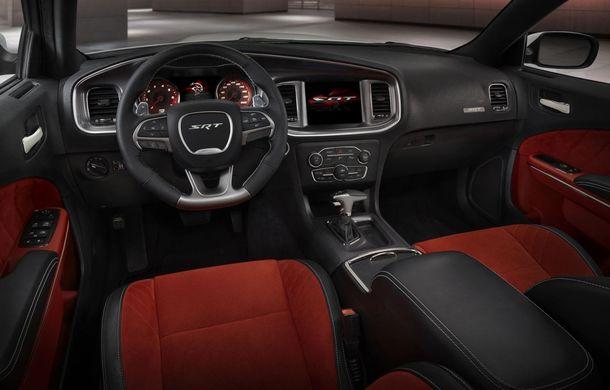 Dodge Charger SRT Hellcat devine cea mai puternică berlină din lume: 717 CP şi 880 Nm - Poza 36