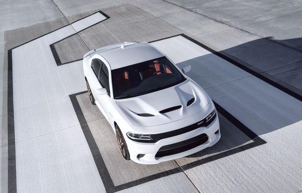 Dodge Charger SRT Hellcat devine cea mai puternică berlină din lume: 717 CP şi 880 Nm - Poza 5