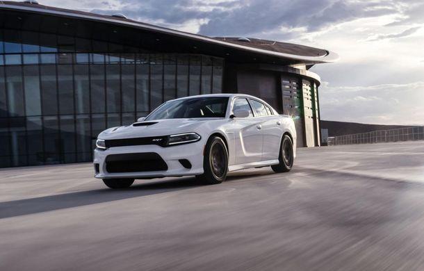Dodge Charger SRT Hellcat devine cea mai puternică berlină din lume: 717 CP şi 880 Nm - Poza 35