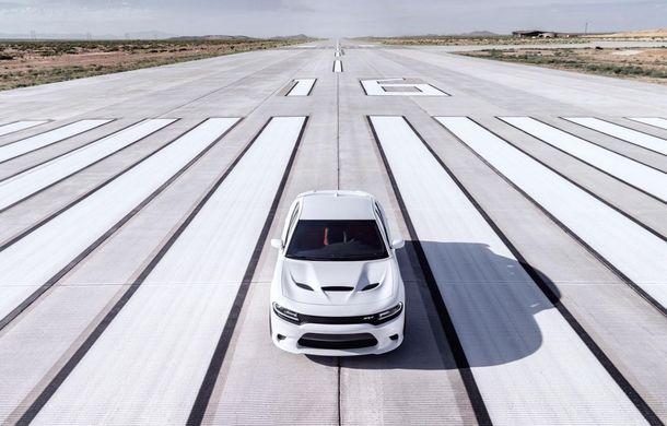 Dodge Charger SRT Hellcat devine cea mai puternică berlină din lume: 717 CP şi 880 Nm - Poza 4