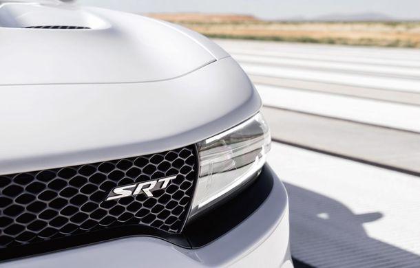 Dodge Charger SRT Hellcat devine cea mai puternică berlină din lume: 717 CP şi 880 Nm - Poza 19