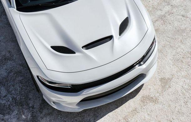 Dodge Charger SRT Hellcat devine cea mai puternică berlină din lume: 717 CP şi 880 Nm - Poza 6