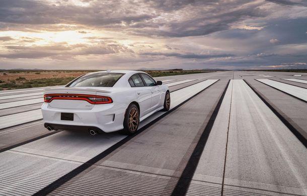 Dodge Charger SRT Hellcat devine cea mai puternică berlină din lume: 717 CP şi 880 Nm - Poza 26