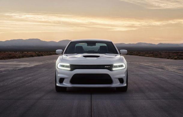 Dodge Charger SRT Hellcat devine cea mai puternică berlină din lume: 717 CP şi 880 Nm - Poza 12