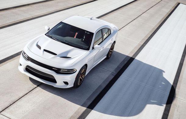 Dodge Charger SRT Hellcat devine cea mai puternică berlină din lume: 717 CP şi 880 Nm - Poza 11