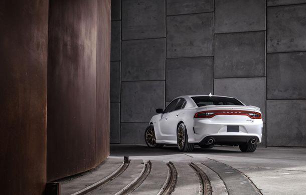 Dodge Charger SRT Hellcat devine cea mai puternică berlină din lume: 717 CP şi 880 Nm - Poza 22