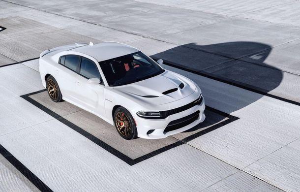 Dodge Charger SRT Hellcat devine cea mai puternică berlină din lume: 717 CP şi 880 Nm - Poza 16