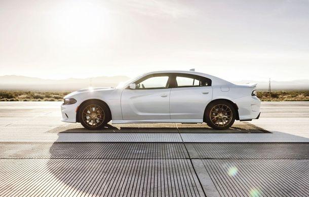 Dodge Charger SRT Hellcat devine cea mai puternică berlină din lume: 717 CP şi 880 Nm - Poza 34