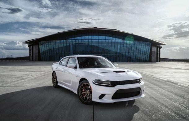 Dodge Charger SRT Hellcat devine cea mai puternică berlină din lume: 717 CP şi 880 Nm - Poza 28