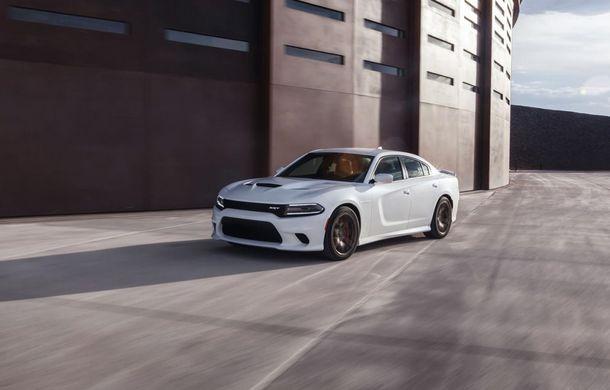 Dodge Charger SRT Hellcat devine cea mai puternică berlină din lume: 717 CP şi 880 Nm - Poza 20