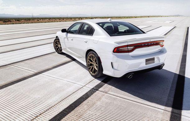 Dodge Charger SRT Hellcat devine cea mai puternică berlină din lume: 717 CP şi 880 Nm - Poza 9