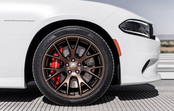 Dodge Charger SRT Hellcat devine cea mai puternică berlină din lume: 717 CP şi 880 Nm - Poza 2