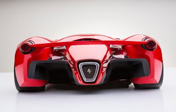 Ferrari F80: un supercar extrem imaginat de designerul Adriano Raeli - Poza 3